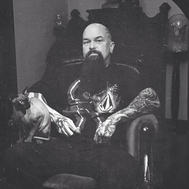 Татуировщик Поль Бауль