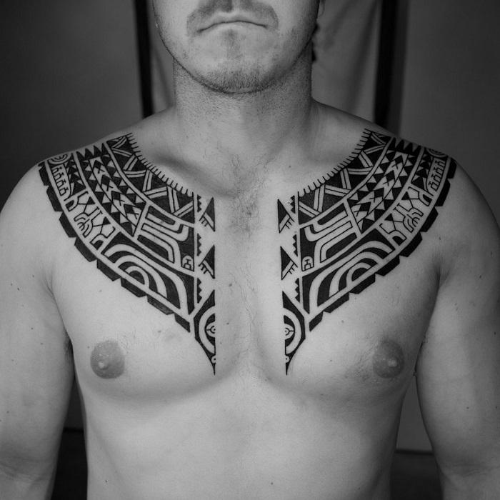 стиль татуировок Ornamental