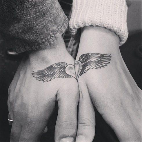 Романтическая история тату